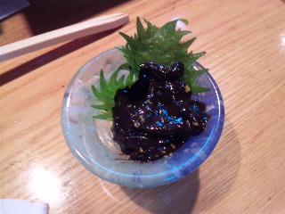 秘密の寿司屋