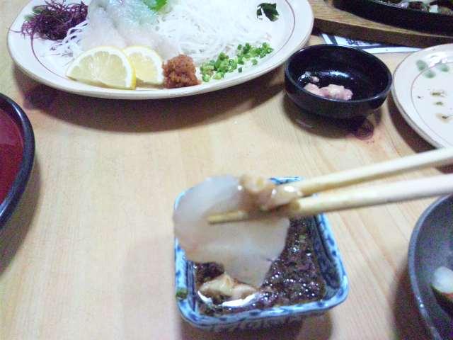 九州写真旅 延岡で食べました